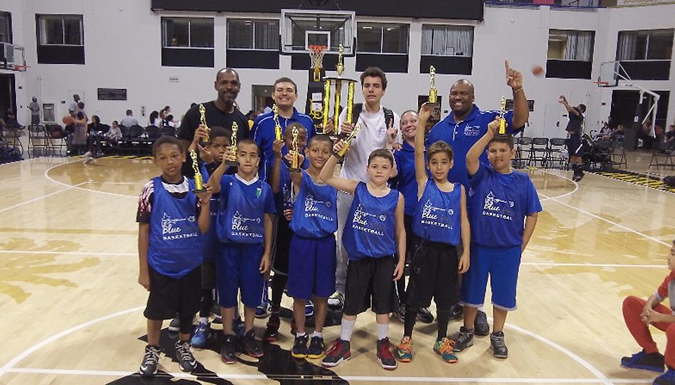 Basketball Team - Sherman Oaks CA 800-719-2730 | Blue ...